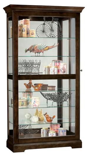 Thumbnail of Howard Miller Clock - Tyler III Curio Cabinet