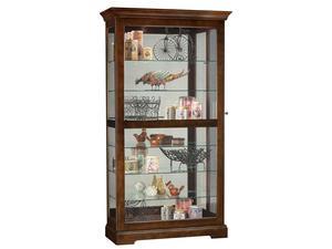 Thumbnail of Howard Miller Clock - Tyler Curio Cabinet