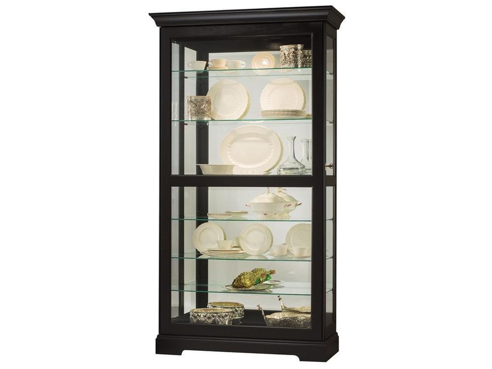 Howard Miller Clock - Tyler II Curio Cabinet