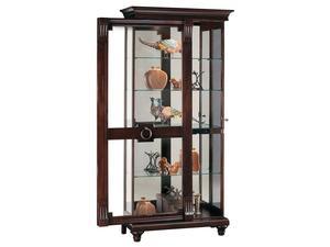Thumbnail of Howard Miller Clock - Brenna Curio Cabinet