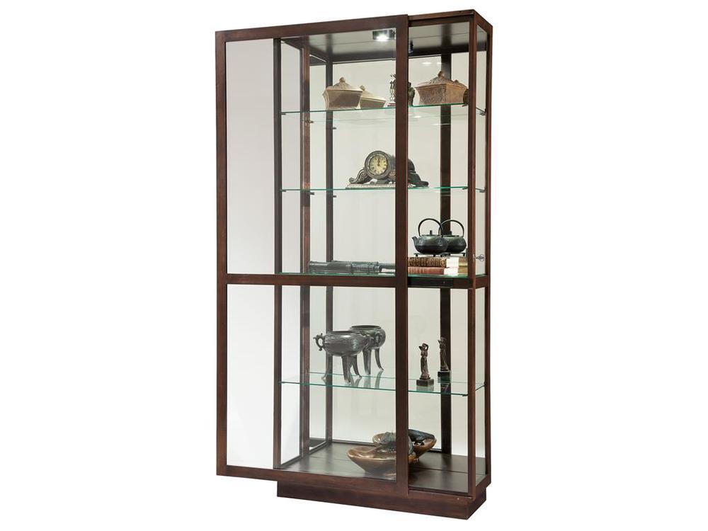 Howard Miller Clock - Jayden Curio Cabinet