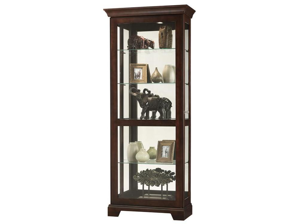 Howard Miller Clock - Berends III Curio Cabinet