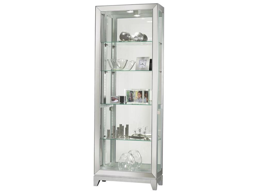 Howard Miller Clock - Shayne Curio Cabinet