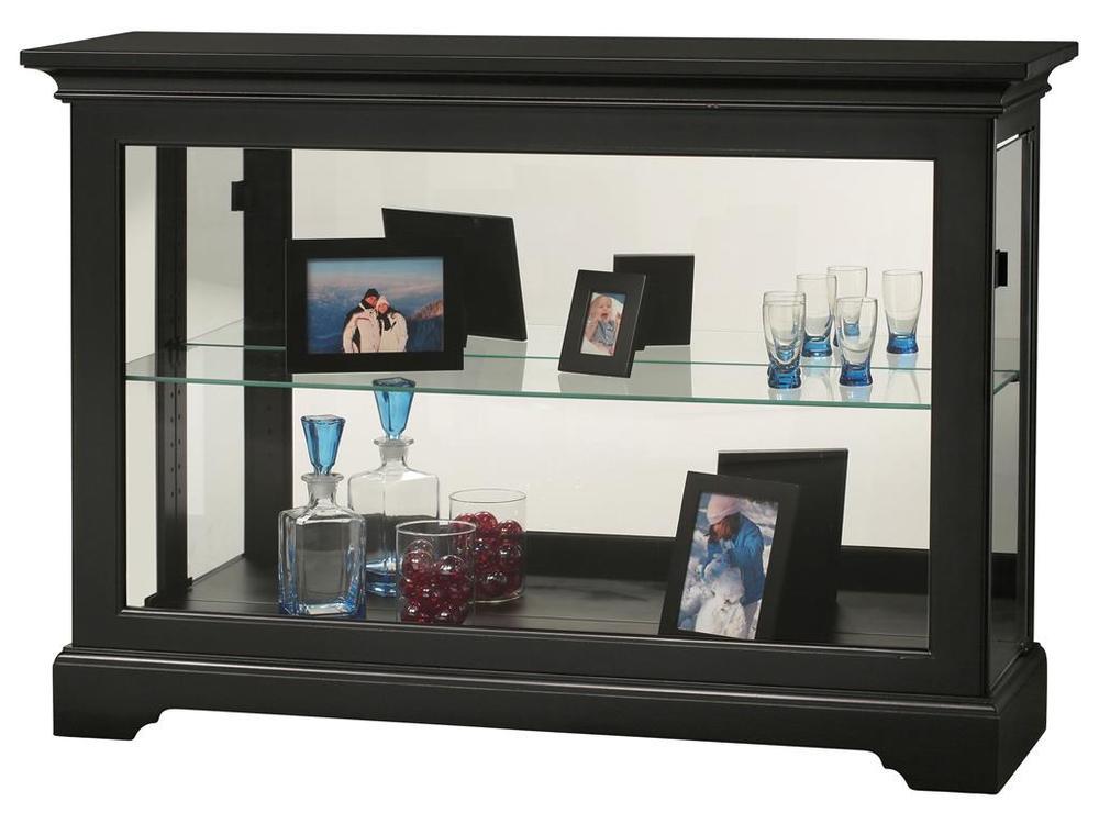 Howard Miller Clock - Underhill II Curio Cabinet