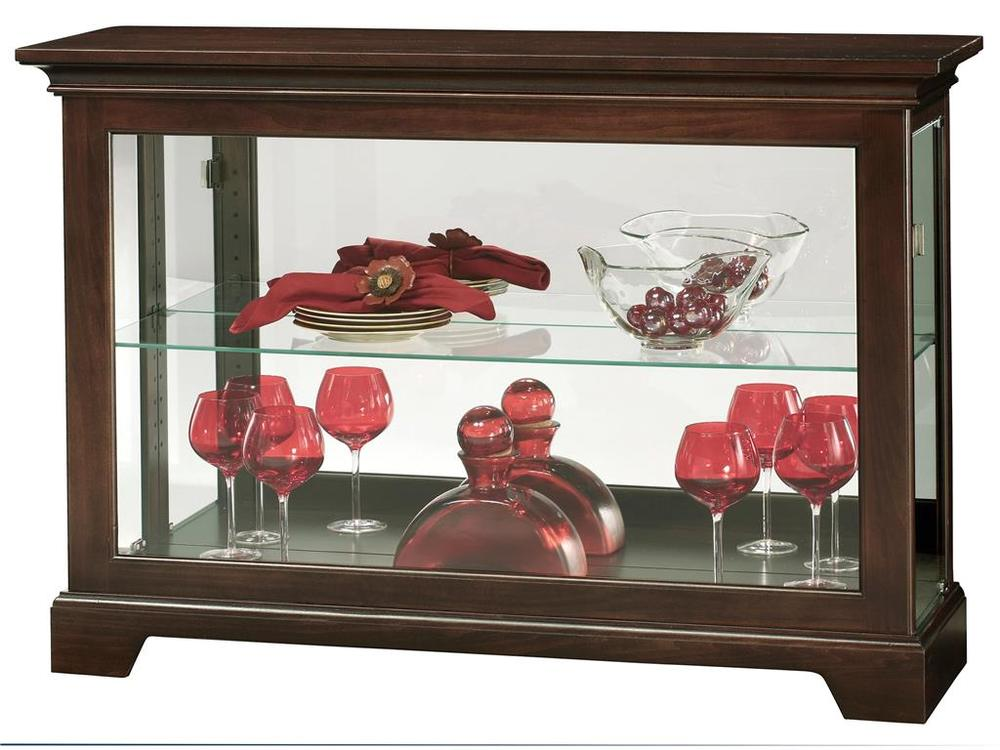 Howard Miller Clock - Underhill III Curio Cabinet
