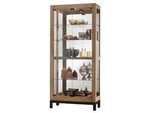 Thumbnail of Howard Miller Clock - Quinn Curio Cabinet