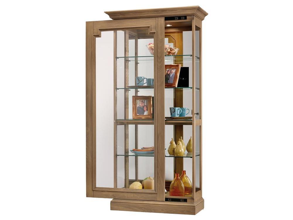 Howard Miller Clock - Caden Curio Cabinet