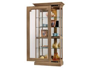 Thumbnail of Howard Miller Clock - Caden Curio Cabinet