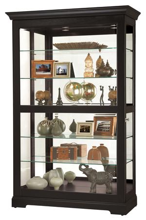 Thumbnail of Howard Miller Clock - Kane II Curio Cabinet