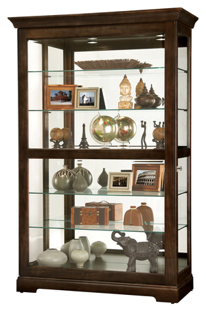 Thumbnail of Howard Miller Clock - Kane III Curio Cabinet