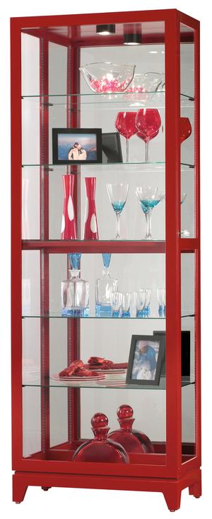Thumbnail of Howard Miller Clock - Luke V Curio Cabinet