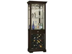 Thumbnail of Howard Miller Clock - Gimlet Wine Cabinet