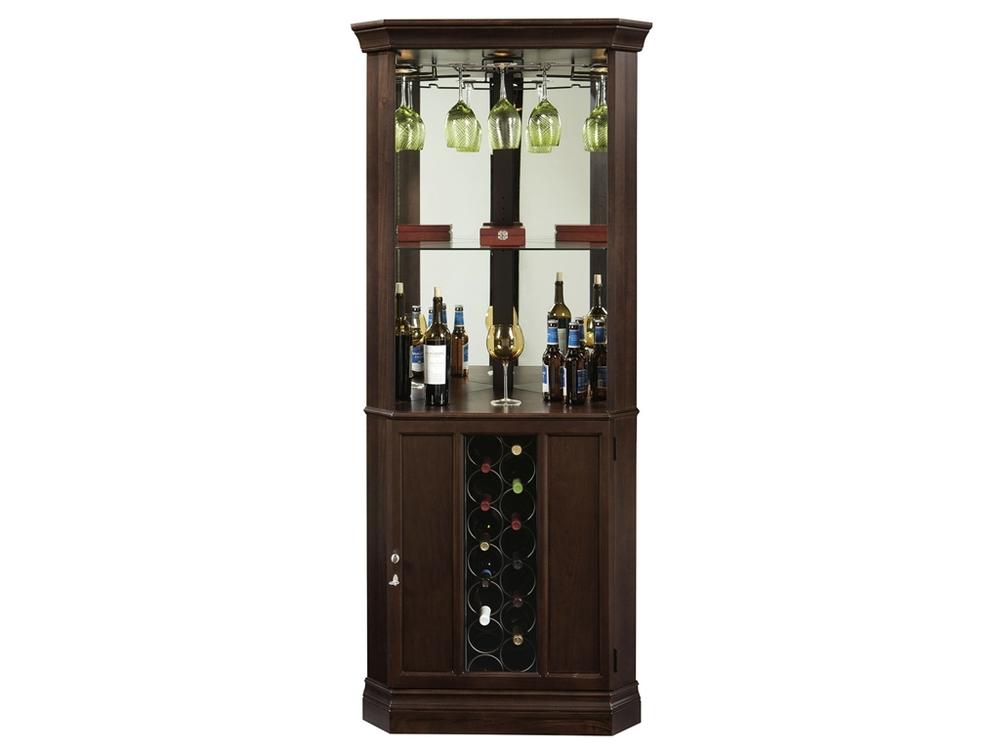 Howard Miller Clock - Piedmont III Wine Cabinet