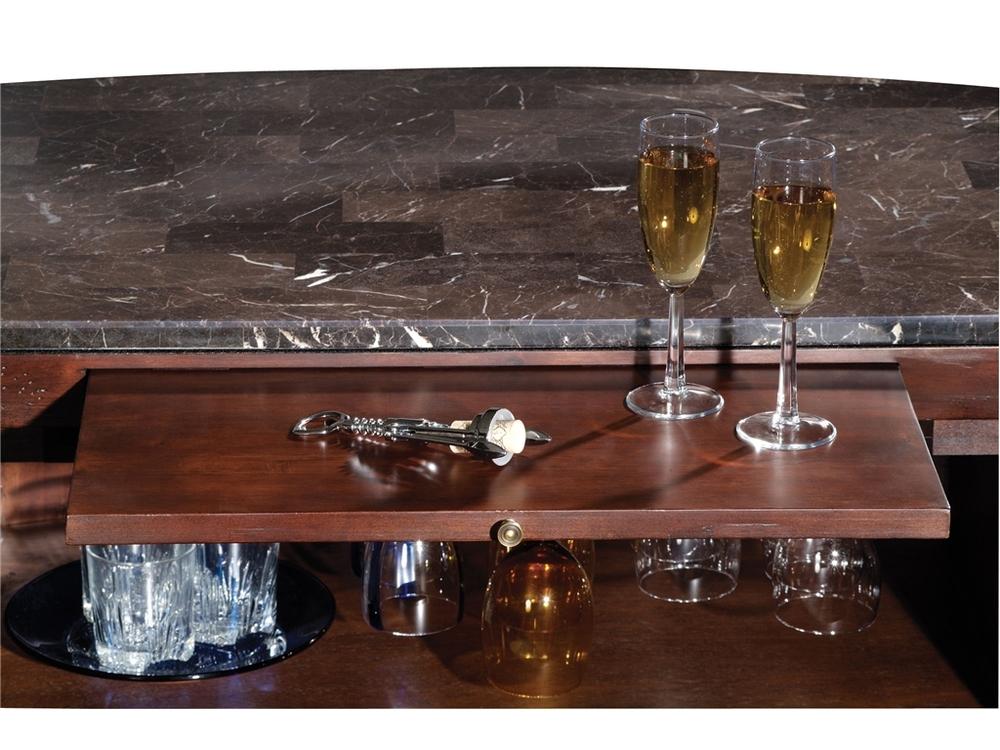 Howard Miller Clock - Niagara Bar