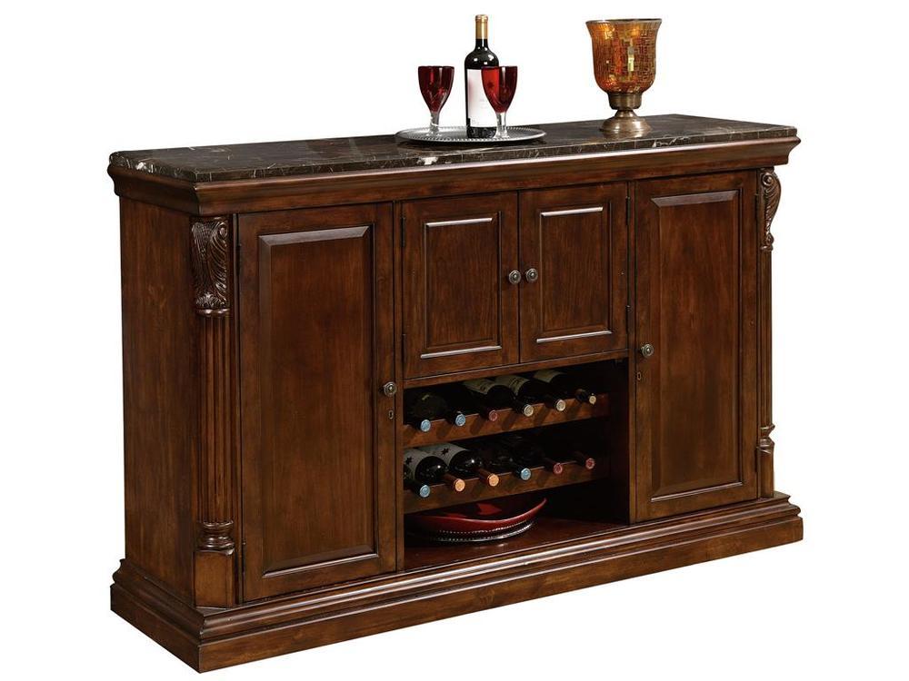 Howard Miller Clock - Niagara Console Bar