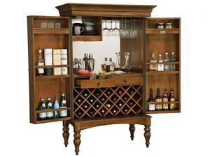 Thumbnail of Howard Miller Clock - Toscana Wine Cabinet