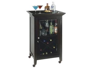 Thumbnail of Howard Miller Clock - Butler Wine Cabinet
