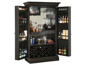 Thumbnail of Howard Miller Clock - Sambuca Wine/Bar Cabinet