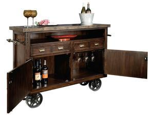 Thumbnail of Howard Miller Clock - Barrow Wine/Bar Cabinet