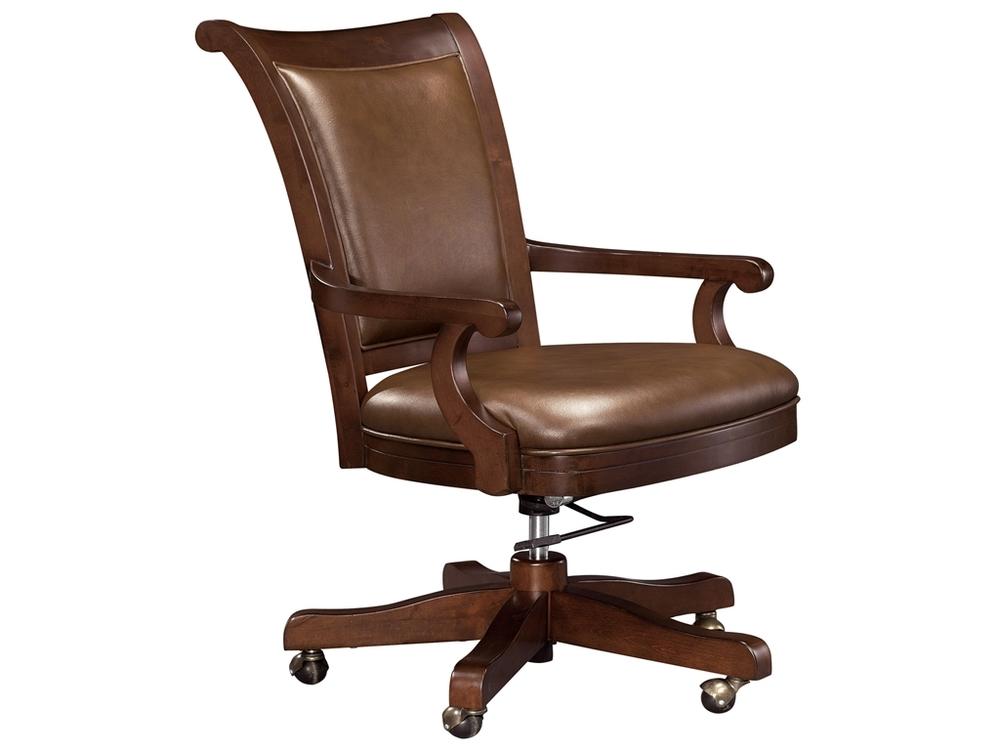 Howard Miller Clock - Ithaca Club Office Chair