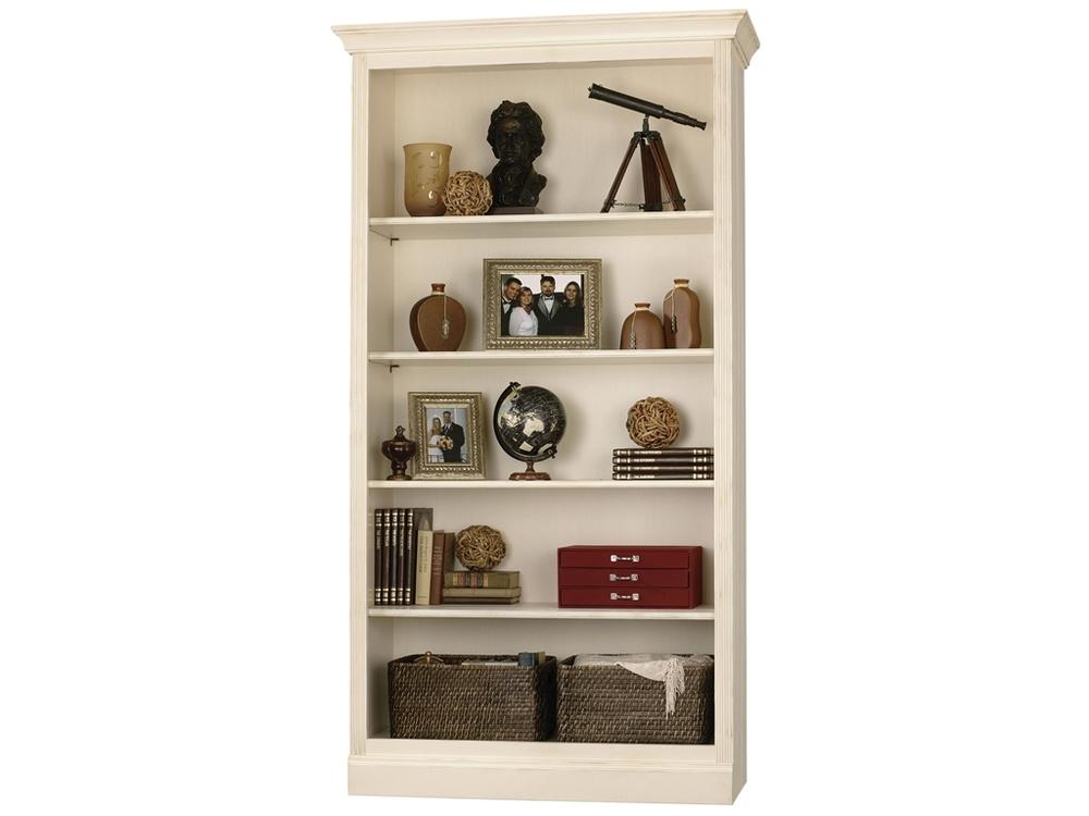 Howard Miller Clock - Oxford Center Bookcase