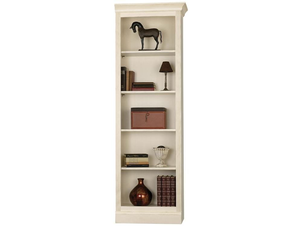 Howard Miller Clock - Oxford Right Bookcase
