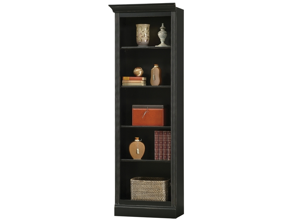Howard Miller Clock - Oxford Left Bookcase