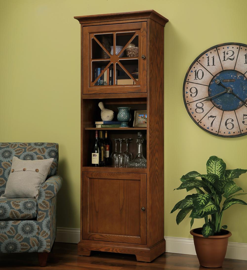 Howard Miller Clock - Custom Home Storage