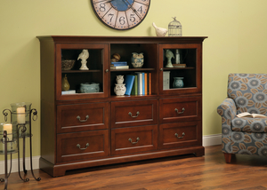 Thumbnail of Howard Miller Clock - Custom Home Storage