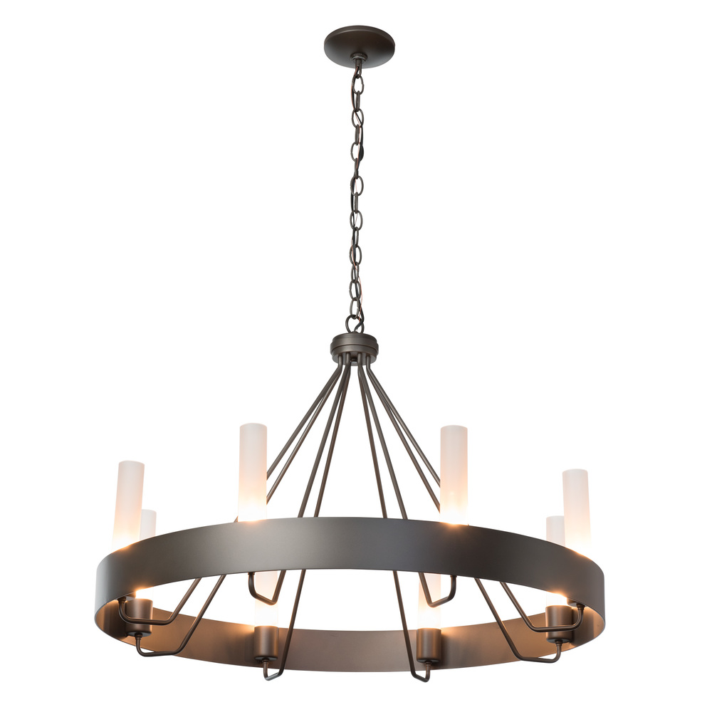 Hubbardton Forge - Banded Ring Chandelier
