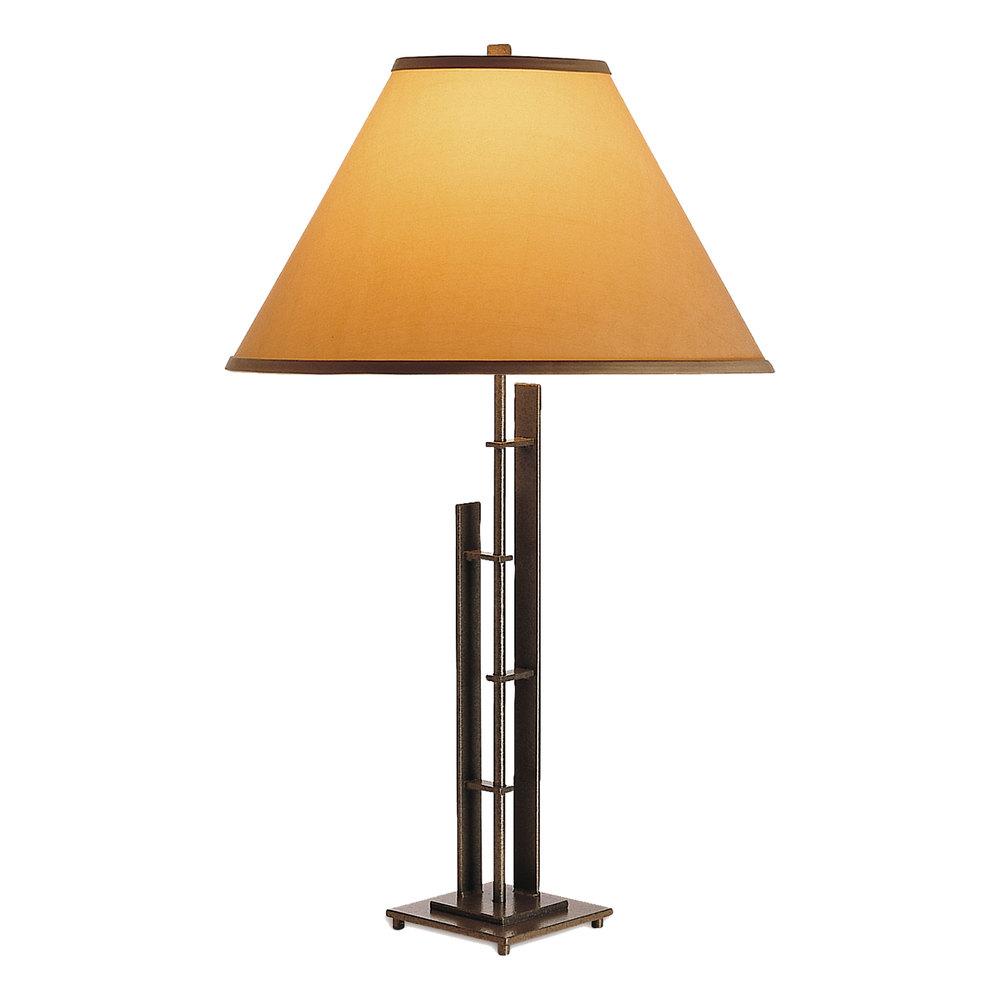 Hubbardton Forge - Metra Double Table Lamp