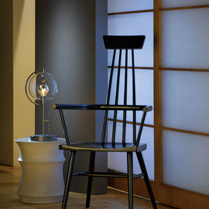 Thumbnail of Hubbardton Forge - Pluto Table Lamp