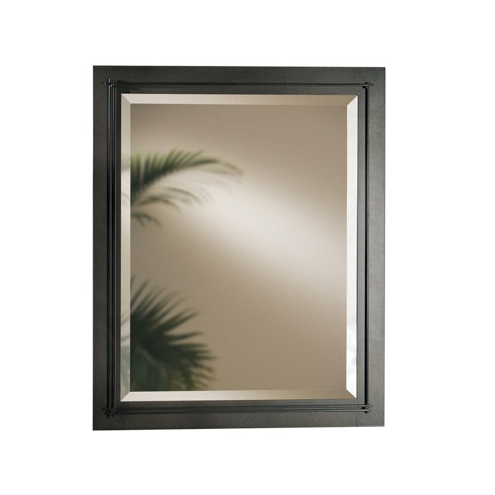 Hubbardton Forge - Metra Large Beveled Mirror