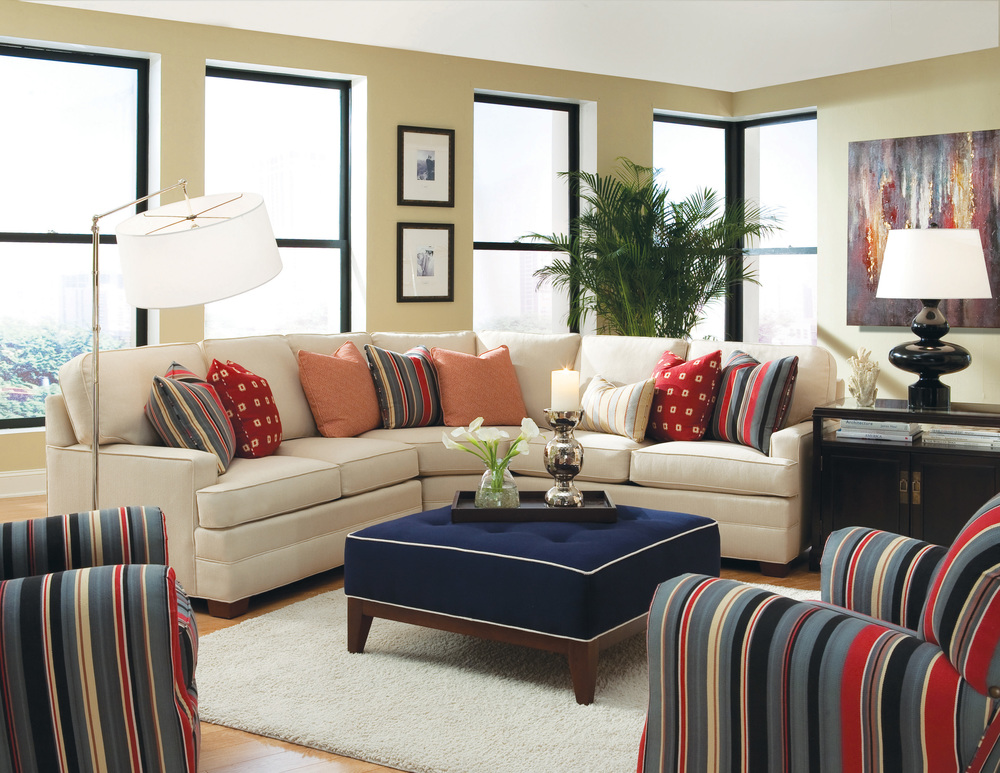 Huntington House - Dellinger Design Your Own Sectional