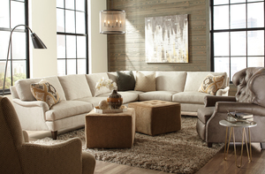 Thumbnail of Huntington House - Timeless Traditional Sectional