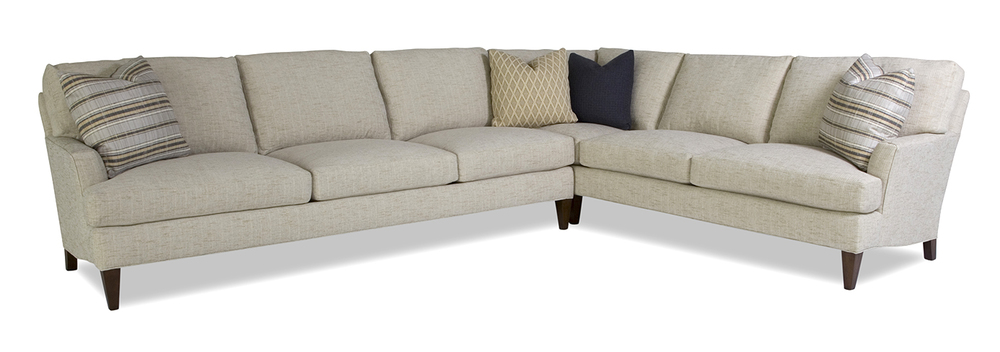 Huntington House - Timeless Transitional Sectional