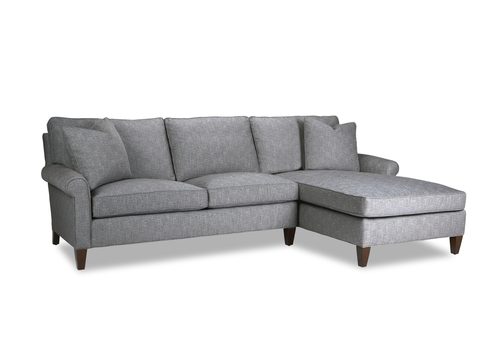 Huntington House - Timeless Casual Chaise Sectional