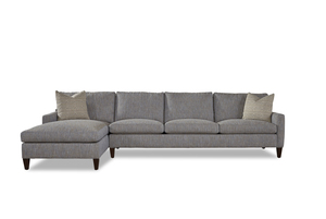 Thumbnail of Huntington House - Timeless Modern Chaise Sectional
