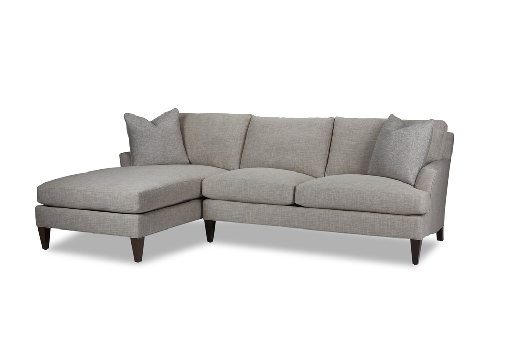 Huntington House - Timeless Transitional Chaise Sectional