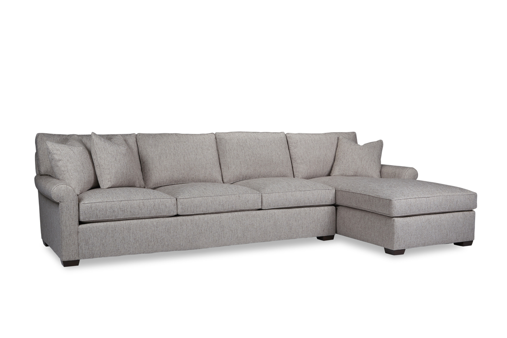 Huntington House - Lounge Chill-Luxe Chaise Sectional