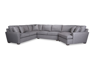Thumbnail of Huntington House - Lounge Mod Cuddle Chaise Sectional