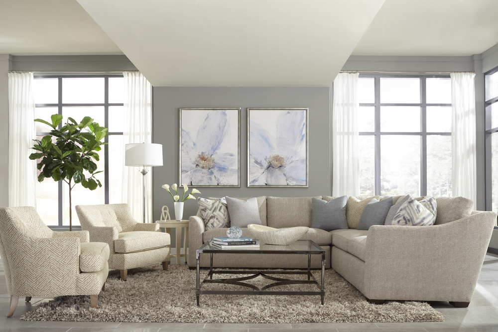 Huntington House - Lounge Chill Cuddle Chaise Sectional