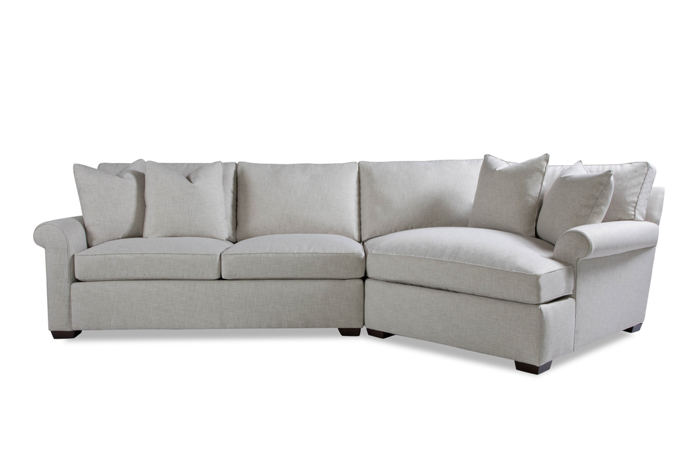Huntington House - Lounge Chill-Luxe Cuddle Chaise Sectional