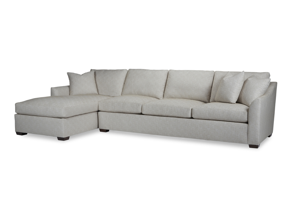 Huntington House - Lounge Pure-Luxe Chaise Sectional