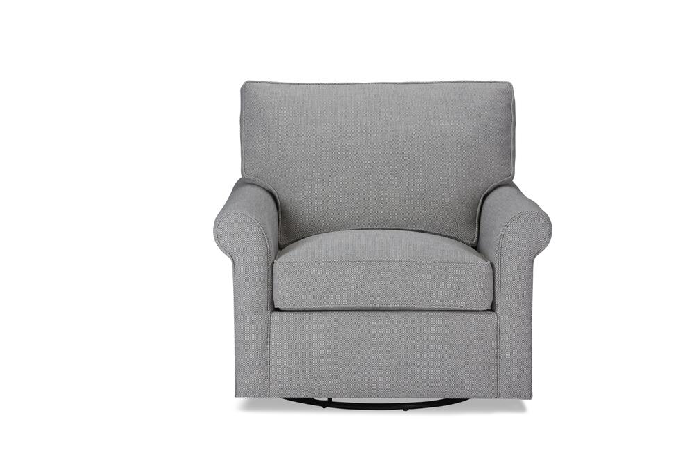 Huntington House - Elements Swivel Chair