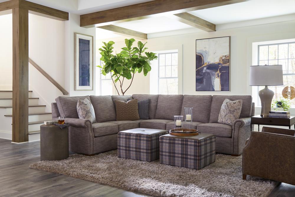 Huntington House - Snug Panel Corner Sectional