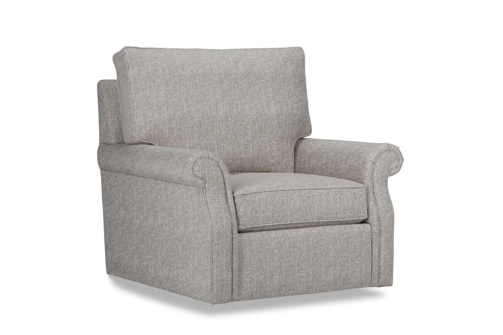 Huntington House - Snug Swivel Chair