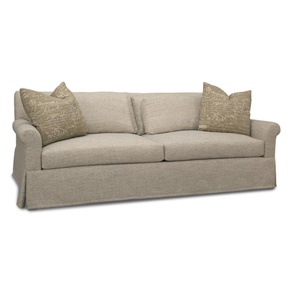 Huntington House - Repose-Roll Sofa