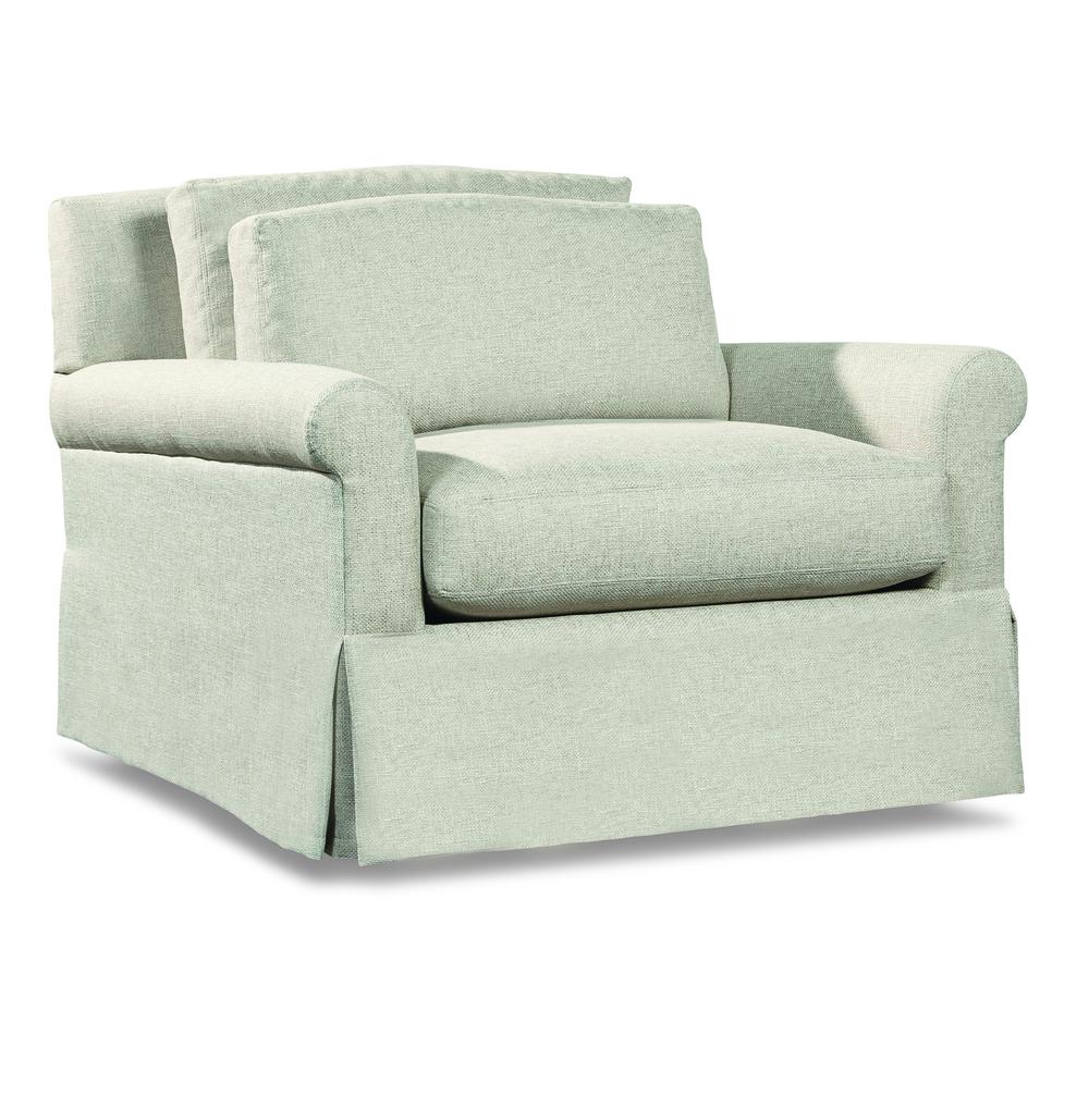 Huntington House - Repose-Roll Chair