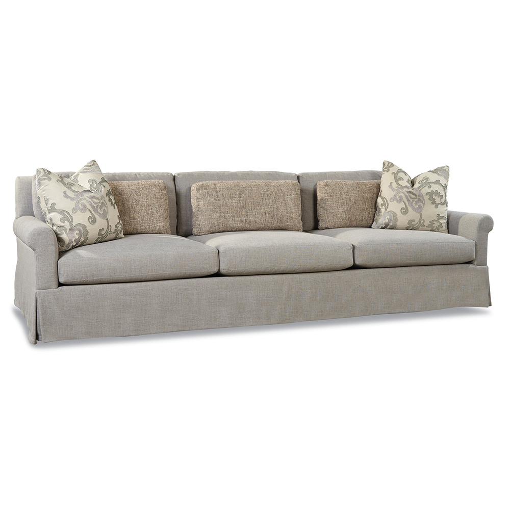 Huntington House - Repose-Roll Sofa